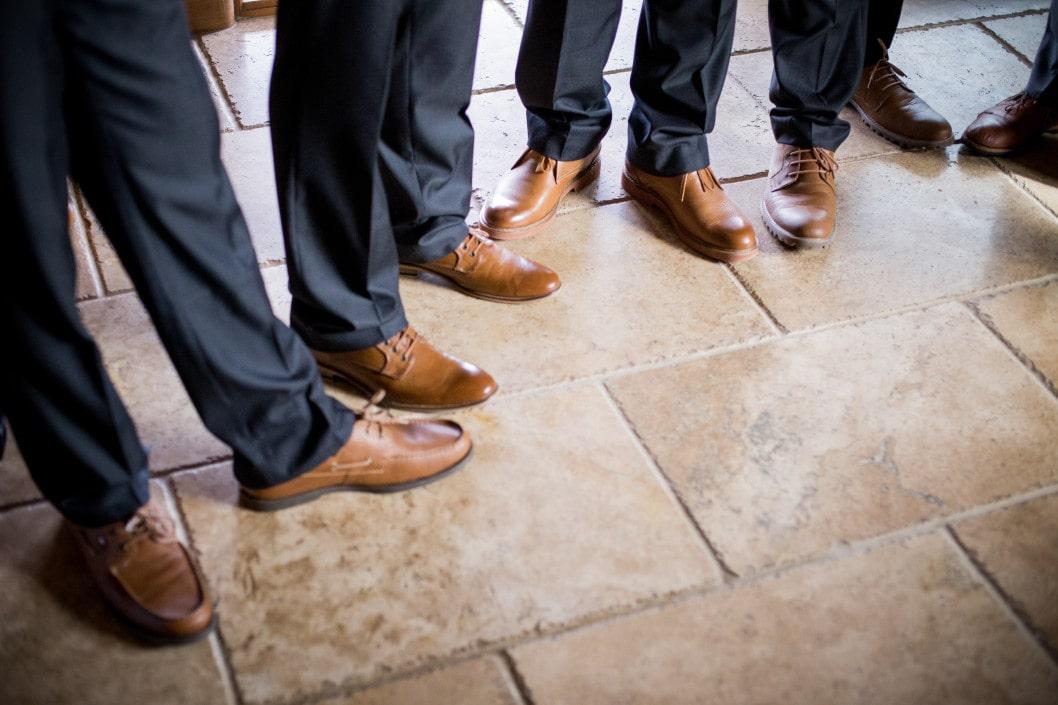 Ανδρικά παπούτσια Καβάλα